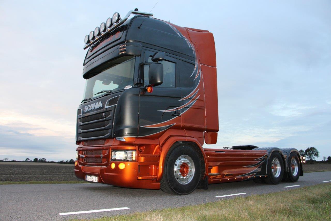 Scania R580 Boggie ADR SVETSAB