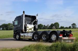SVETSAB Scania Lastväxlare