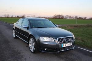 Audi S8 450HP