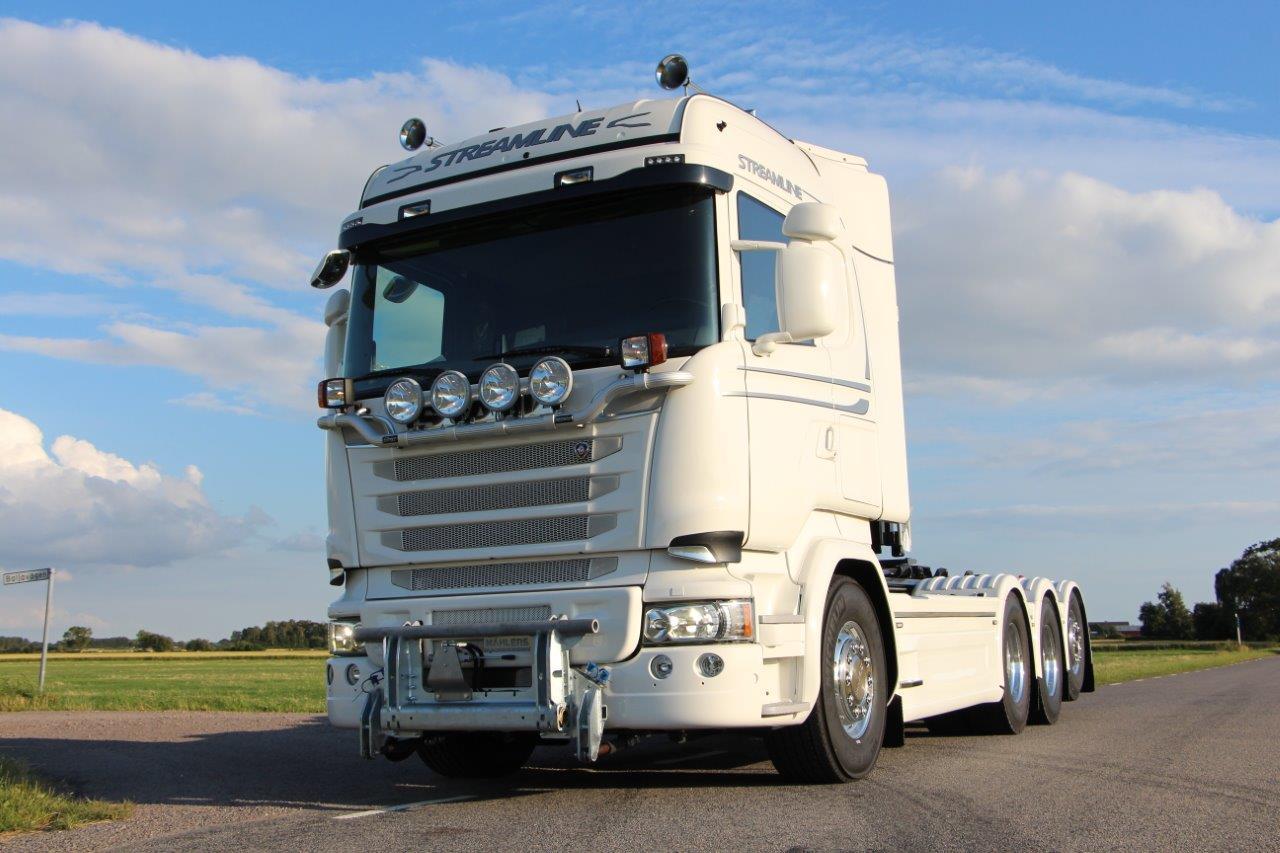 Scania R 580 Triden SVETSAB