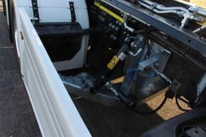 SVETSAB Komplett Plogbil Scania R 588 Tridem växlare Bild 008